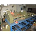 VL/Rampe RA-2 Twin Tumbler System w/Barrels, s/n 02960654A