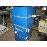 Torit 60 Cabinet Dust Collector, s/n 3216050