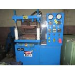 "Wabash 25-2222-TRM Platen Press, s/n 15""x16"", s/n 5693-2"