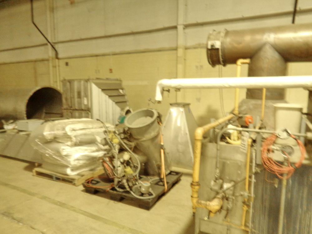 Lot 18 - Niro S6 Fluid Bed Granulator SN 843732