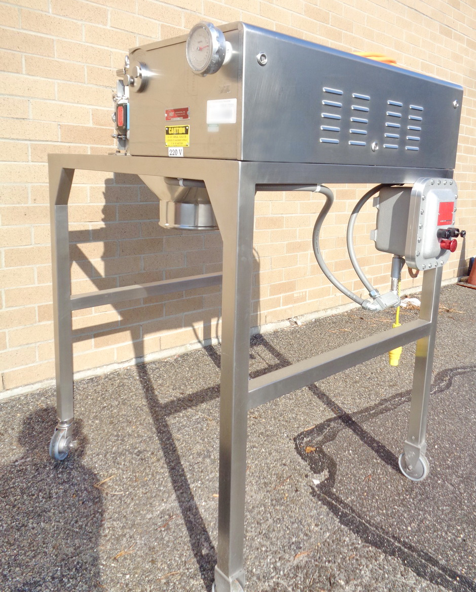 Lot 14 - Frewitt Stainless Steel Oscillating Granulator, Model MF6