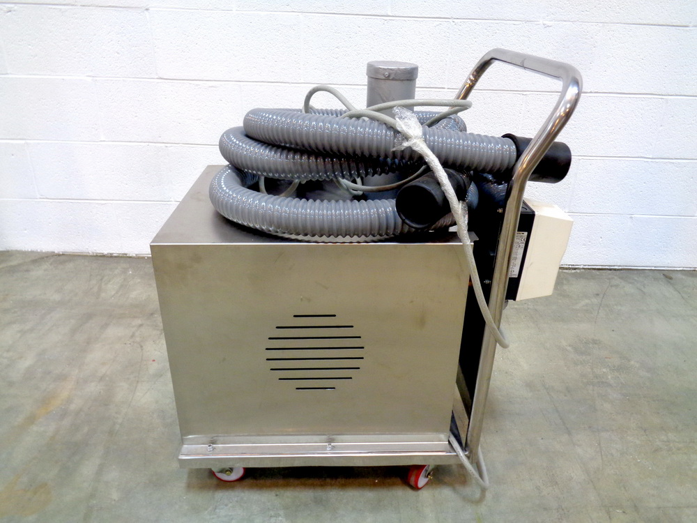 Lot 55 - ACG PAM Stainless Steel Portable Cleaning Vacuum, Model OADU-815