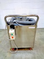 Lot 54 - ACG PAM Stainless Steel Portable Cleaning Vacuum, Model OADU-815