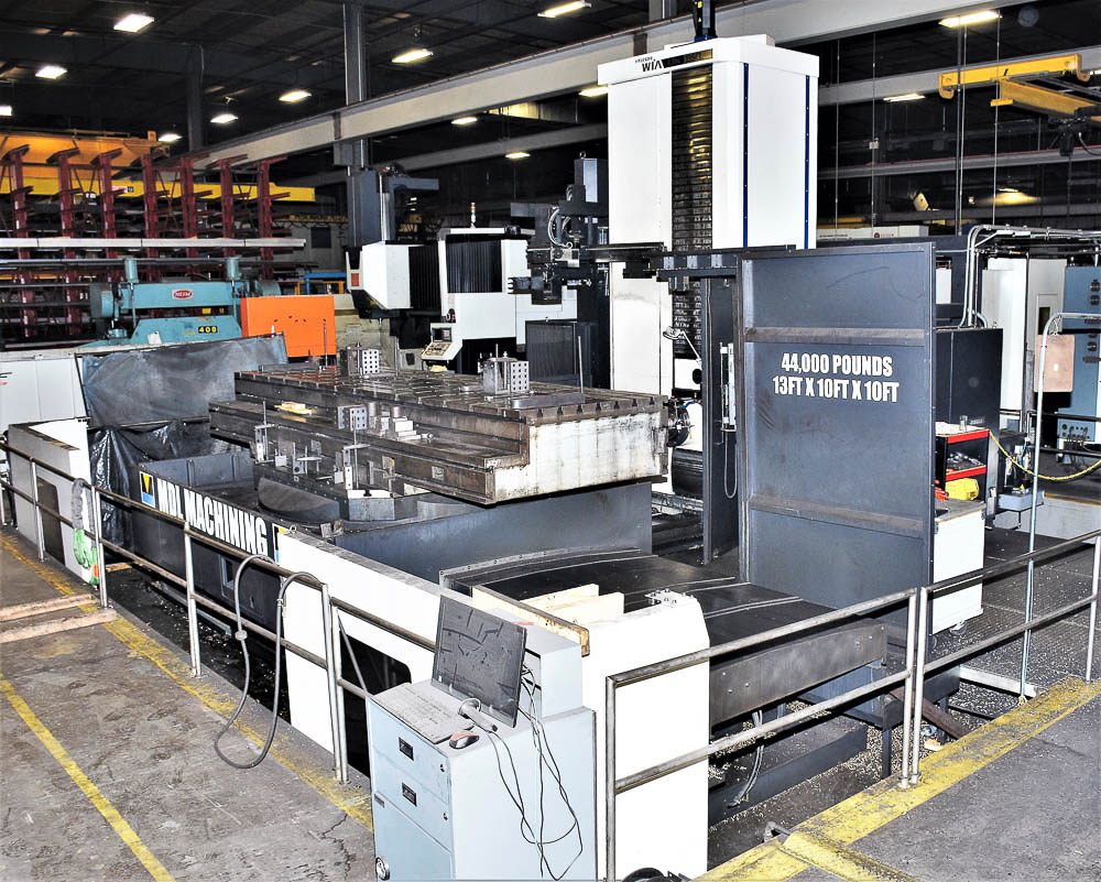 2 Day - MDL Manufacturing Industries, Inc. - Late Type Precision Fabrication & Heavy Machining Facility