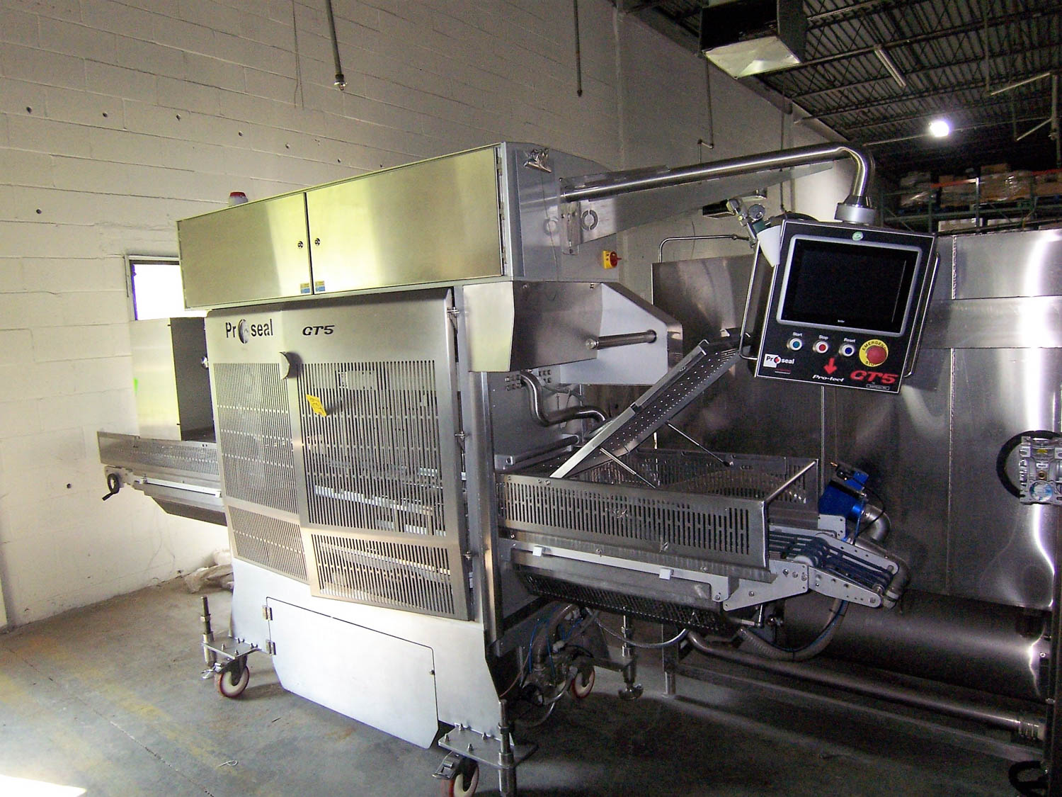 Surplus Assets of a Major Culinary Company