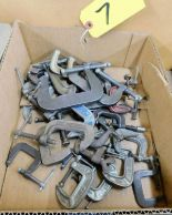 Lot 7 - C-CLAMPS
