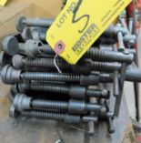 Lot 5 - C-CLAMPS
