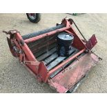 Swather Crimper to fit on 4000 Case IH