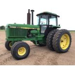 1985 4650 John Deere 2wd Tractor
