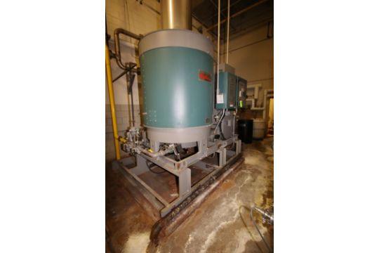 2011 Clayton Skid Mounted Steam Boiler, M/N EC-254-1-DZ, S/N 25047 ...