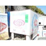 (120) English: Approx 120 Ice Cream Fridge Units Greek: Περίπου 120 καταψύκτες εκτος λειτουργίας