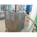 English: MARK,GELMARK 300 Continuous Ice Cream Freezer, 300Ltr/Hr, Y.O.M 2001, Refrigerant Liquid