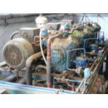 English: BITZER 15HP Compact Unit for Refrigeration with 3 x Motors Greek: Ψυκτίκο συγκρότημα