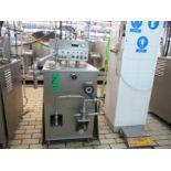 English: MARK,GELMARK 160 Continuous Ice Cream Freezer,160 Ltr/Hr,Y.O.M 1985, Refrigerant Liquid R22