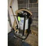 2009 Nilfisk CRM 137 Industrial Vacuum, Type 137/160, S/N 07AJ725, 120 Volts
