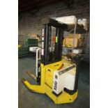 Yale Electric Pallet Jack, M/N MRW030LAN24CE083, S/N N509117, with 24 Volt Battery