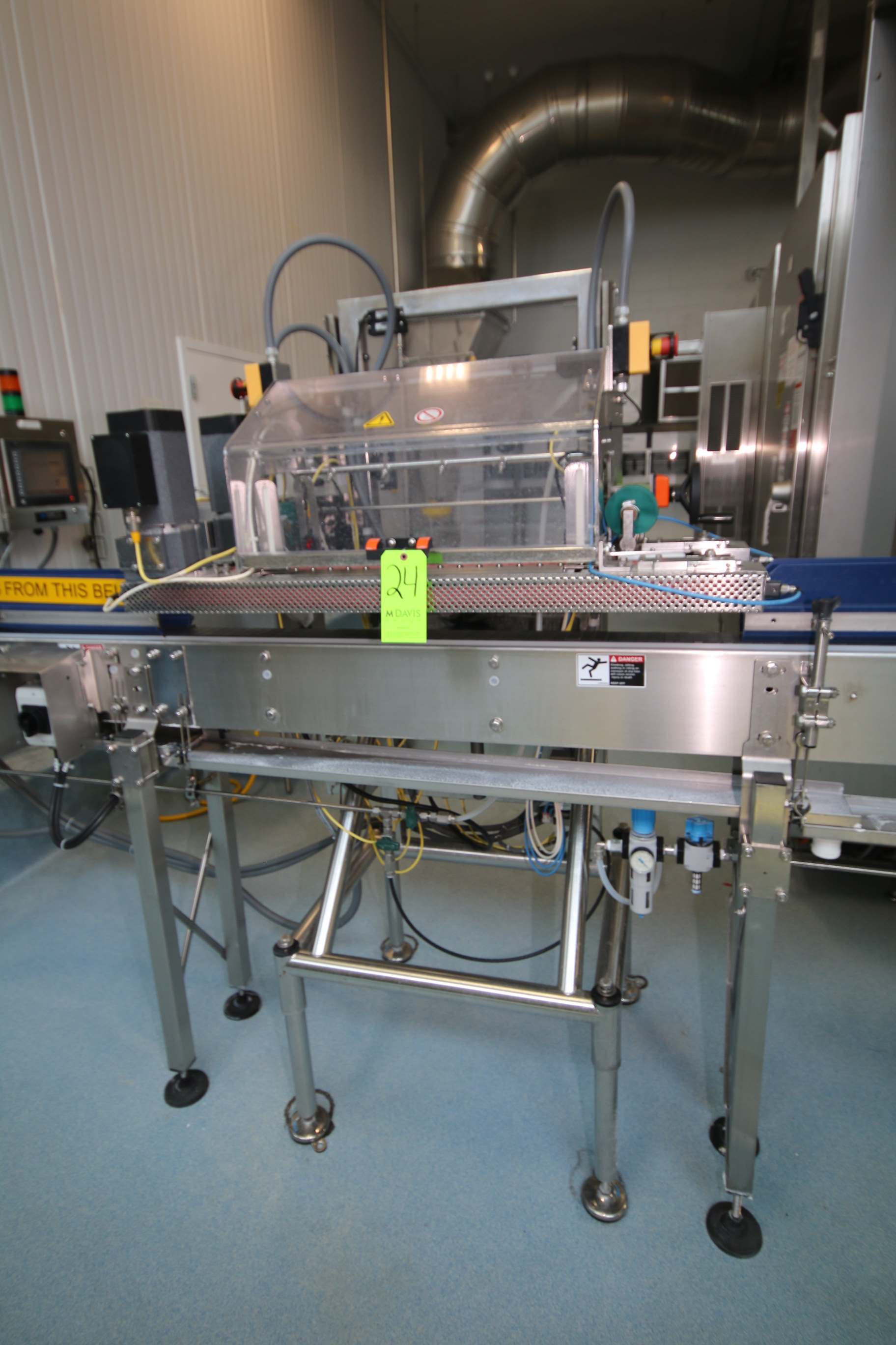 2010 Krones PET-Asept D Aseptic Filling Line- Immediately Available & Going to Auction