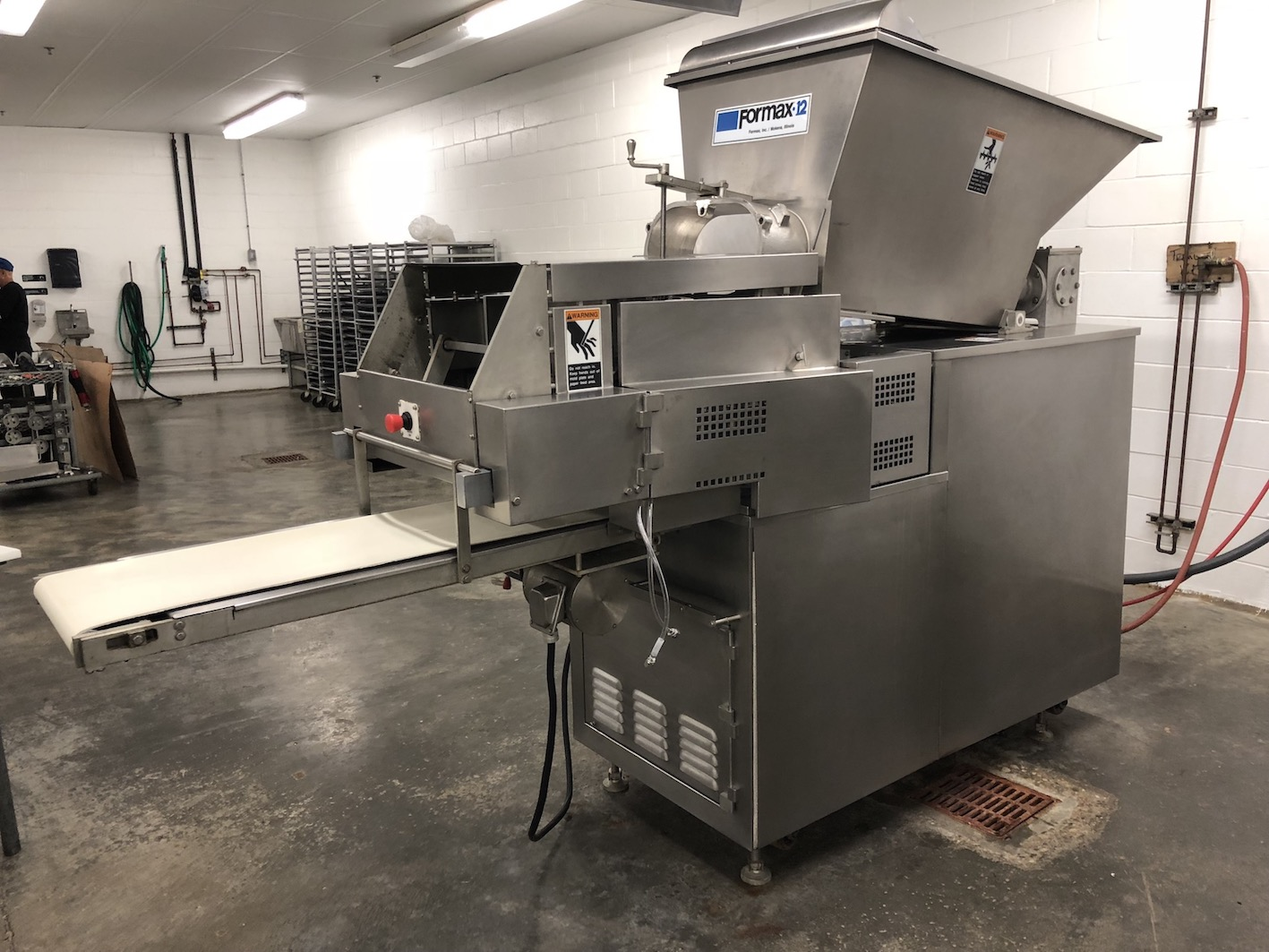 Meat Processing Plant on Long Island, NY