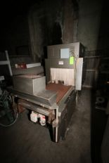 """Lot 55 - EDL Shrink Tunnel, with 23"""" W Conveyor, with 23"""" L x 17"""" H Product Opening (LOCATED IN FT. WORTH,"""