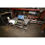 """Mettler Toledo S/S Check Weigher Conveyor, with MT Digital Read Out, M/N IND560, with 41"""" L x 18"""""""