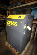 Lot 61 - Zekes HeatSink True-Cycling Air Dryer, M/N 500HSFA400, S/N 237576, 3.5 hp Compressor (LOCATED IN FT.