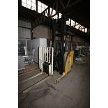 Yale 3,500 lb. Stand-Up Electric Forklift, M/N NR035EANL36TE119, S/N D815N02324F, with 8,343 Hrs,