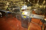 """Lot 51 - FMC S/S Flow Wrapper, M/N Series II, with Loading Chain and 26"""" L Roll Bars (LOCATED IN FT. WORTH,"""