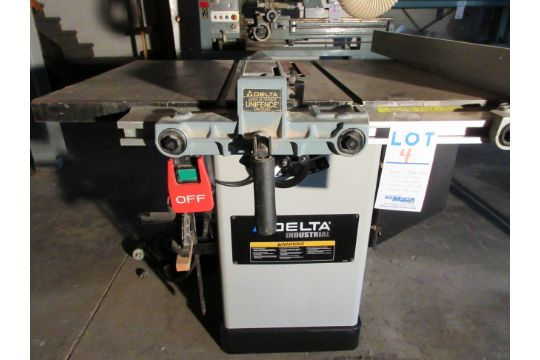 Delta table saw model 36 71 with excalibur arm 1 34 hp 120240 next keyboard keysfo Image collections