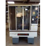 """1997Kitamura MyCenter 0 CNC Mill, Fanuc o-Mate control, travels 12"""" x, 10"""" y, 12'' z, NST 30 tape"""