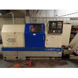 "1996 Okuma Cadet L1420 2-axis LNC 10 CNC turning center, 5020 control, chip conveyor, 12"" chuck"