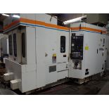 1998 Mori Seiki SH-500, Full 5-axis horizontal machining center, MSC-502 control, 10,000 rpm HSK