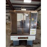 """1997 Kitamura MyCenter 0 CNC Mill, Fanuc o-Mate control, travels 12"""" x, 10"""" y, 12'' z, NST 30 tape"""