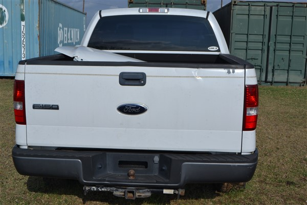 Lot 9 - 2007 Ford F150