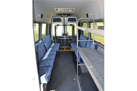 Lot 2 - 2009 Freightliner Sprinter 3500 Bus