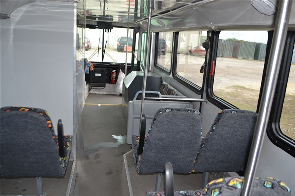 Lot 4 - 2013 Gillig Double Decker Bus #101