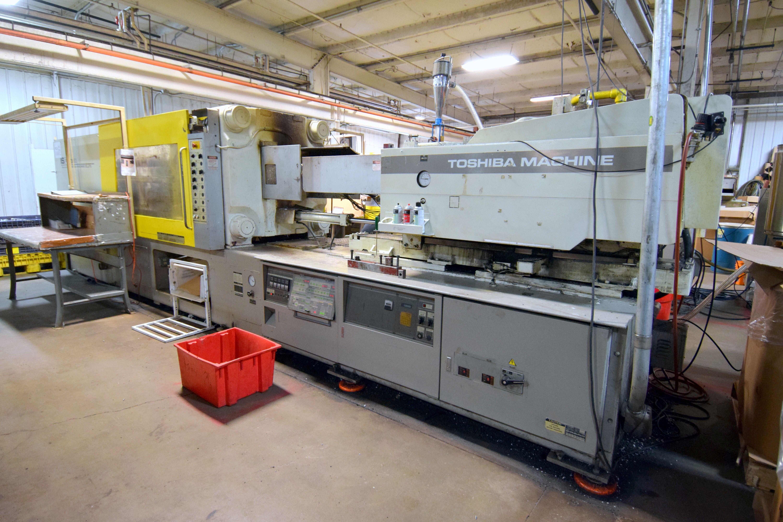WPI, LLC ( plastic injection molding shop) Liquidation of Grand Haven Facility