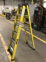 Lot 21 - ROCK RIVER 6' STEP LADDER [LOCATION: BUILDING 1]