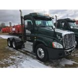 2013 FREIGHTLINER CASCADIA T/A TRUCK TRACTOR, DAY CAB, VIN 3AKJGEDR3DSFF9449, 571,394 MILES, EATON