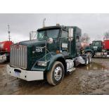 2012 KENWORTH T800 T/A TRUCK TRACTOR, SLEEPER CAB, VIN 1XKDD49X1CJ332092, 388,951 MILES, 12,282