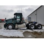 2016 FREIGHTLINER CASCADIA T/A TRUCK TRACTOR, DAY CAB, VIN 3AKJGED55GSHA5254, 190,585 MILES, EATON