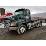 2005 STERLING LT9513 T/A TRUCK TRACTOR, DAY CAB, VIN 2FWJAZCVX5AN69883, 852,110 MILES, 23,500 HOURS,