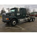 2008 STERLING LC GLIDER T/A TRUCK TRACTOR, DAY CAB, VIN 2FZXCNCKX8AZ70666, EATON 13-SPEED