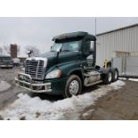 2015 FREIGHTLINER CASCADIA T/A TRUCK TRACTOR, DAY CAB, VIN 3AKJGED5XFSGM1604, 226,053 MILES, EATON