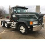 1993 MACK CL713 T/A TRUCK TRACTOR, DAY CAB, VIN 1M2AD38Y2PW001027, 107,246 MILES, MACK 13-SPEED