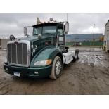 2012 PETERBILT 386 T/A TRUCK TRACTOR, DAY CAB, VIN 1XPHD49X2CD169169, 445,665 MILES, EATON 13-