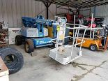 Lot 40 - GENIE BOOM Z-30/20HD AERIAL PLATFORM MANLIFT; S/N 30-90-2118, 31' PLATFORM HEIGHT, 500 LB.