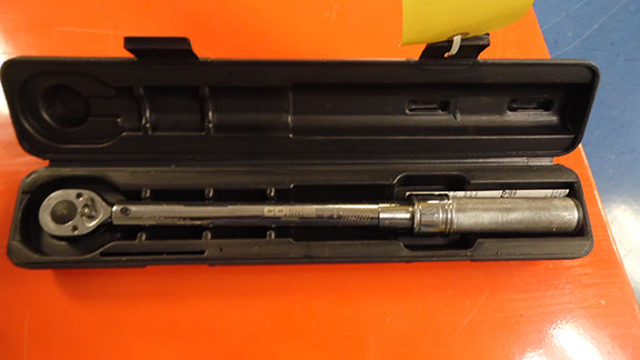 Lot 46 - CDI 3/8'' DRIVE TORQUE WRENCH