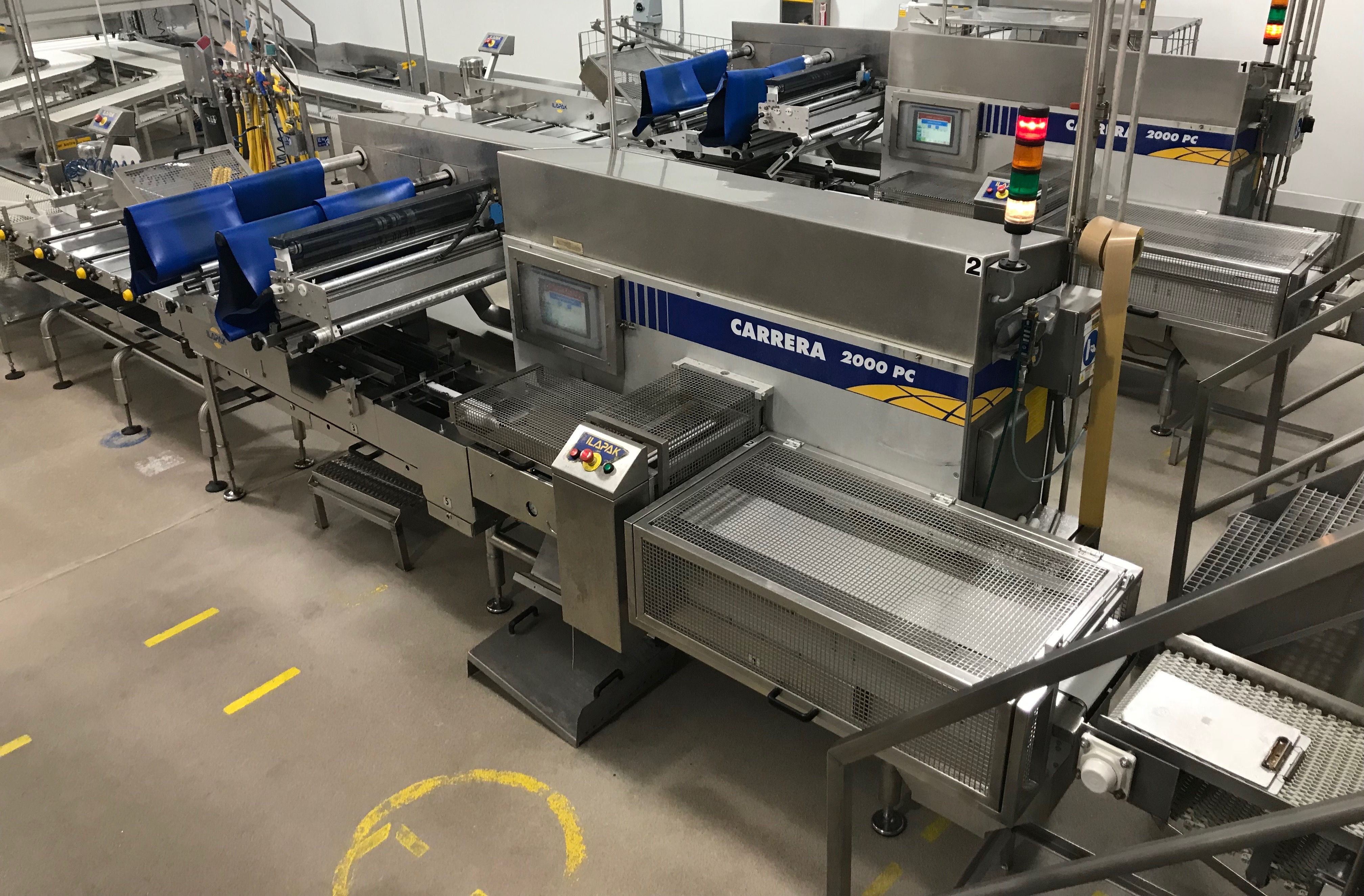 Dr. Oetker - Late Model Frozen Pizza Production and Packaging Plant - Grand Falls, NB, CAN