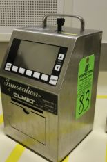 Lot 83 - 2009 Climet Innovation CI 500A Portable Laser Particle Counter, s/n 034054, Particle Sizes from .3mm