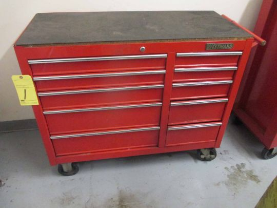New Metal tool Cabinet with Drawers